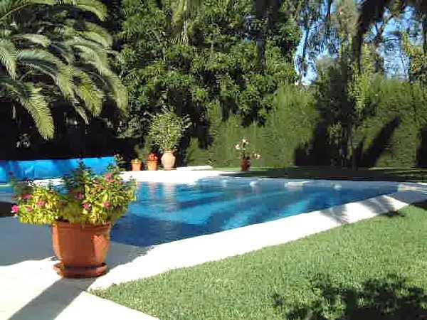 Casa Don Miguel - Swimming Pool and Gardens