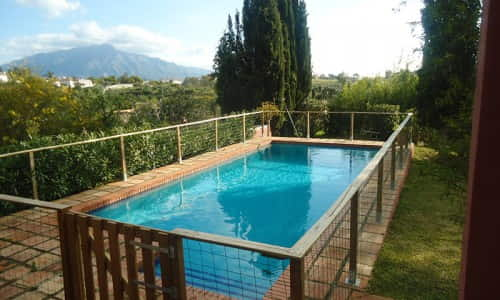 Casa Jimenez - Fenced Pool